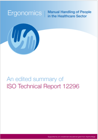 An edited summary of ISO TR 12296