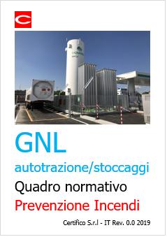 GNL Autotrazione   stoccaggi Prevenzione Incendi