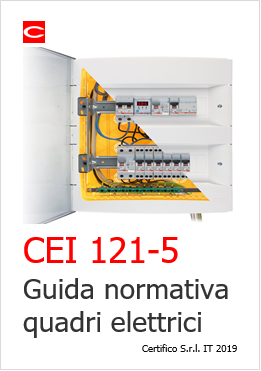 Guida quadri elettrici CEI 125 5