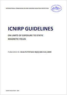 Guidelines on Limits of Exposure to Static Magnetic Fields