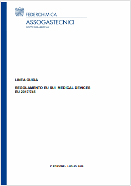 Linee guida Regolamento medical devices