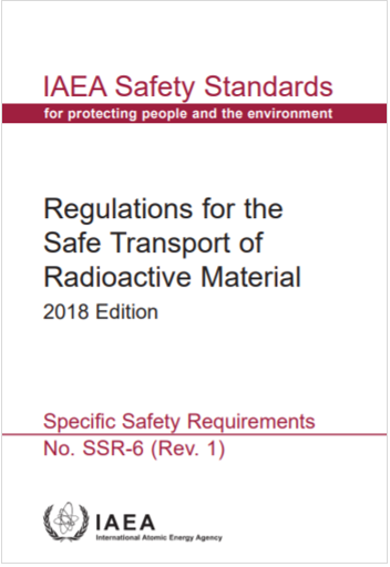 Regulations for the safe transport of Radioactivre Material 2018