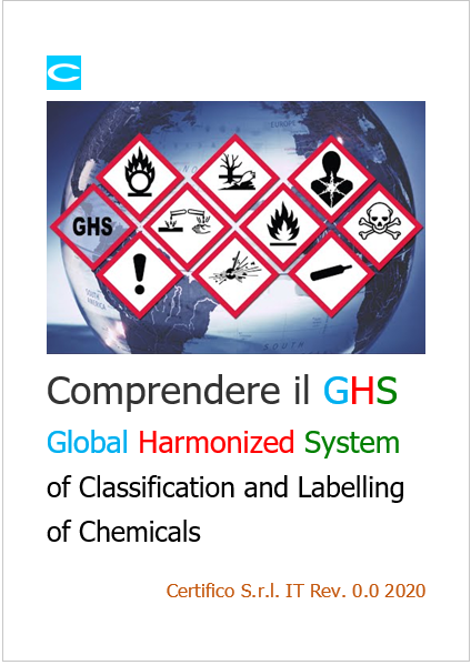 Cover Comprendere il GHS