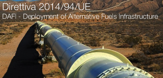 Direttiva 2014 94 UE  DAFI   Deployment of Alternative Fuels Infrastructure