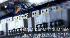 Rifasamento industriale ANIE 2019