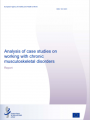 Analysis case studies chronic MSDs