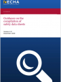 Guidance on the compilation of safety data sheets December 2020