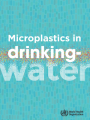 Microplastic in drink water
