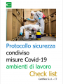 Protocollo check list 06 04 2021